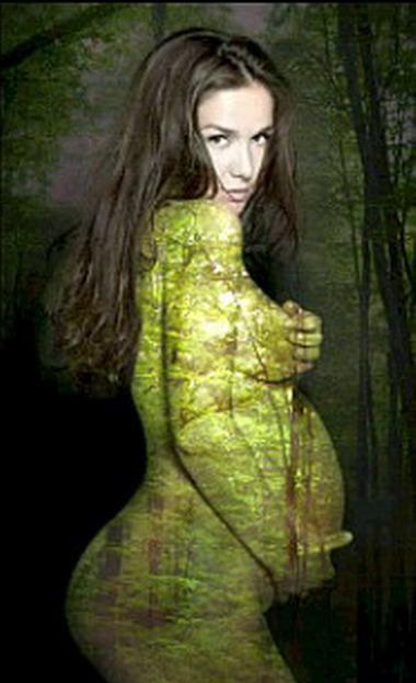 Беременная звезда Дикого ангела Наталия Орейро снялась обнаженной