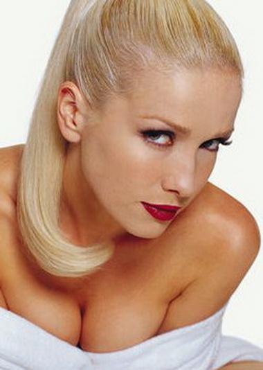 Наталия Орейро блондинка
