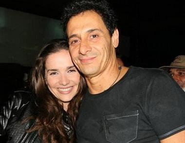 Наталья Орейро и Рикардо Мольо.