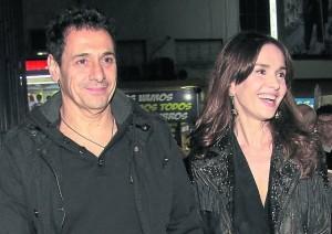 Наталия Орейро снова сошлась с мужем